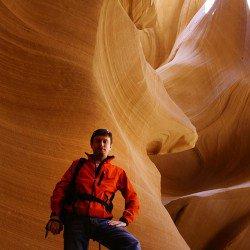 После одной из научных конференций, проводимых на Западе США, отправился в небольшое путешествие по Аризоне, где посетил Grand Canyon – одно из величайший и красивейших чудес природы.